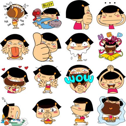 Noo-Hin Facebook Sticker